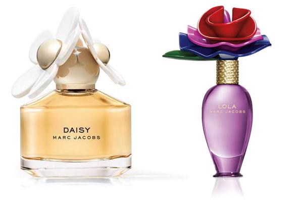 Minha última aquisição de perfume foi o Lola do Marc Jacobs.