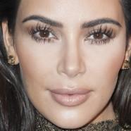 Bases favoritas da musa Kim Kardashian West