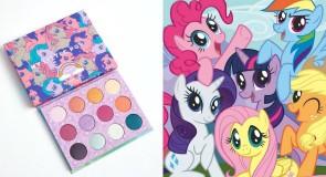 Coleção My Little Pony com a ColourPop
